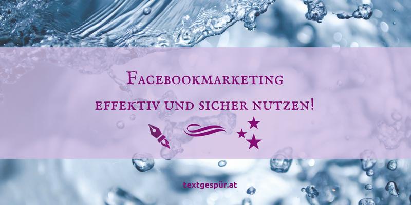 Facebookmarketing-effizient-nutzen