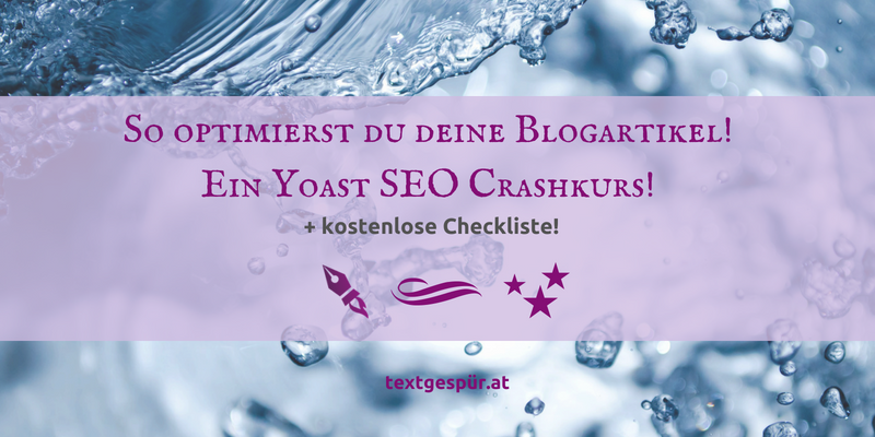 blogartikel optimieren yoast seo checkliste