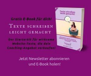website texte schreiben